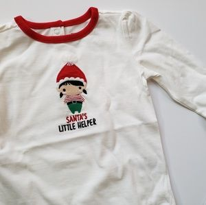 NWT Gymboree 12-18 Months Holiday Bodysuit